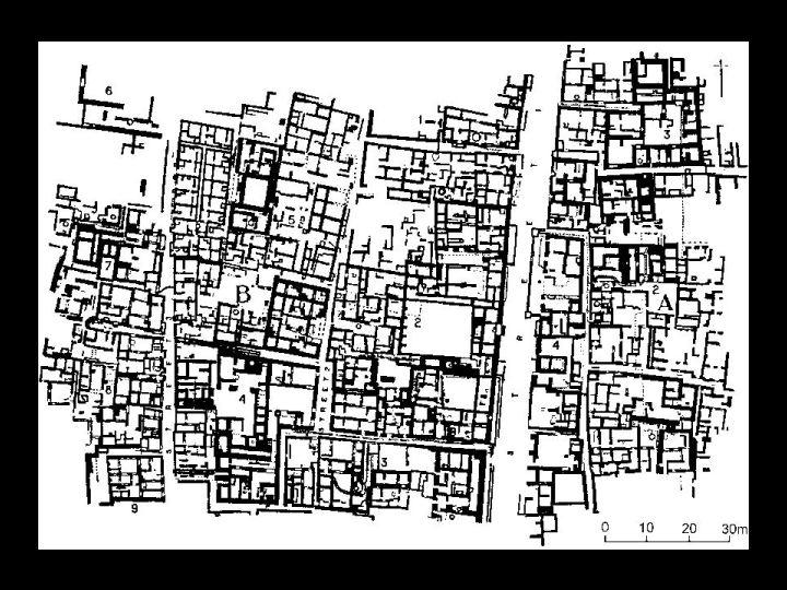 Comparing catalhoyuk pompeii and carcassonne